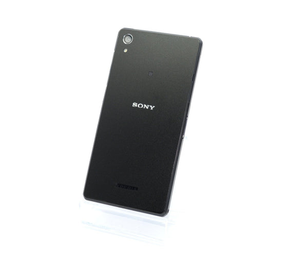 Sony Xperia Z2 black matt wrap