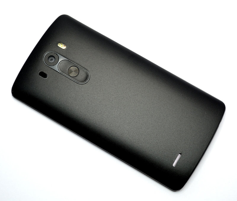 LG G3 MATT Matte Black Skin Sticker Wrap Cover Decal Protector
