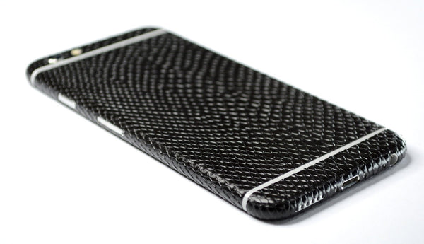 iPhone 6S BLACK MAMBA SNAKE Skin Wrap Sticker Cover Protector Decal by EasySkinz