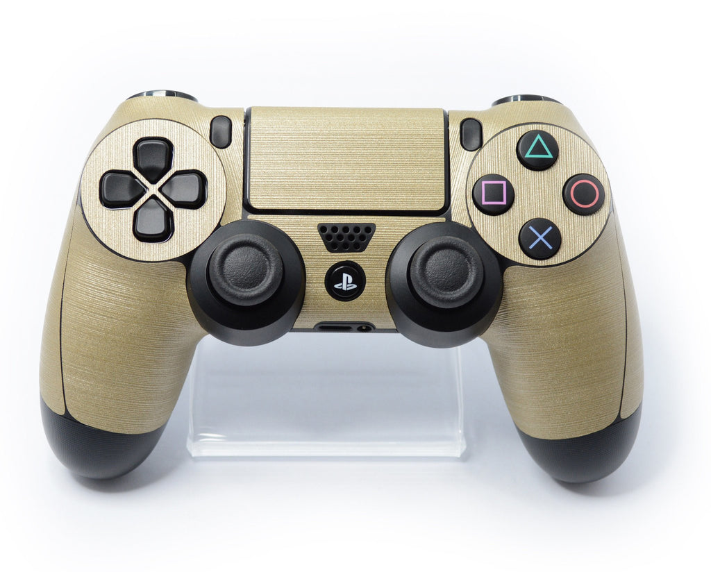 how to put a skin on a ps4 controller