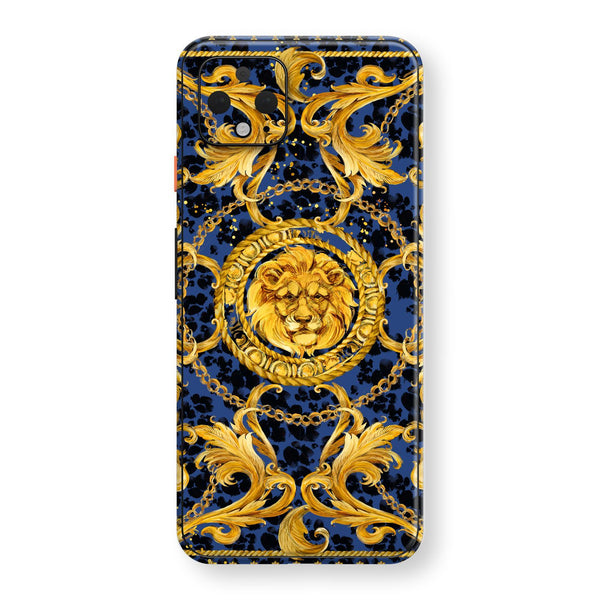 Google Pixel 4 XL Print Custom SIGNATURE Golden Luxuriousness Skin, Wrap, Decal, Protector, Cover by EasySkinz | EasySkinz.com