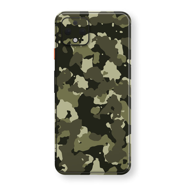 Google Pixel 4 XL Print Custom SIGNATURE JUNGLE Camo Skin, Wrap, Decal, Protector, Cover by EasySkinz | EasySkinz.com