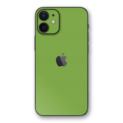 iPhone 12 Luxuria Lime Green 3D Textured Skin Wrap Sticker Decal Cover Protector by EasySkinz