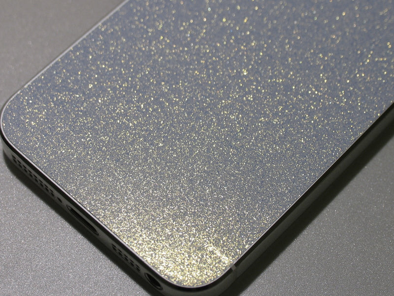 STARDUST Effect Luxury Skin for iPhone 4 / 4S / 5 / 5S