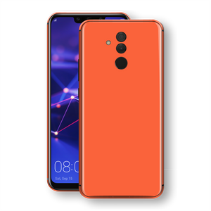 Huawei MATE 20 LITE Glossy CORAL Skin, Decal, Wrap, Protector, Cover by EasySkinz | EasySkinz.com