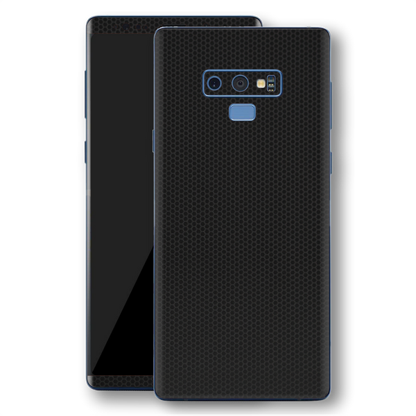 Samsung Galaxy Note 9 Black Matrix Textured Skin Wrap Decal 3M by EasySkinz