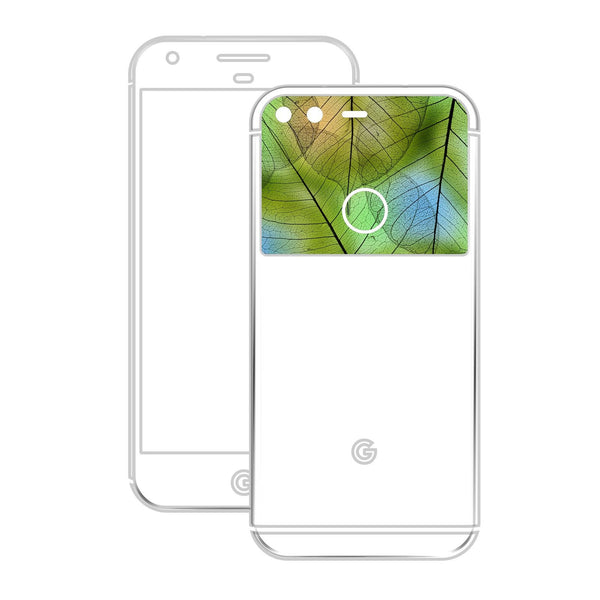 Google Pixel XL GREEN MATT Skin