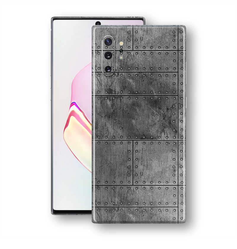 Samsung Galaxy NOTE 10+ PLUS Print Printed Custom Aluminium Fuselage Skin, Wrap, Decal, Protector, Cover by EasySkinz
