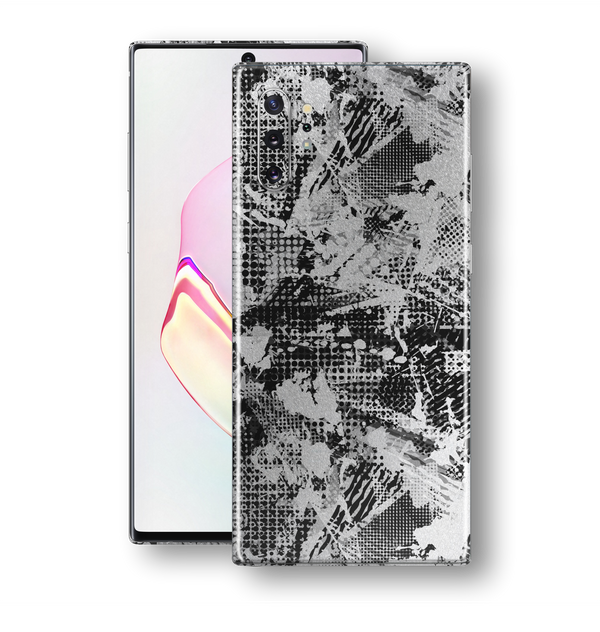 Samsung Galaxy NOTE 10+ PLUS Print Printed Custom Abstract Grunge Skin, Wrap, Decal, Protector, Cover by EasySkinz