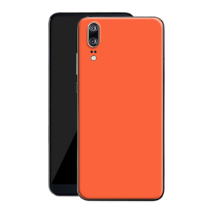 Huawei P20 CORAL Gloss Glossy Skin, Decal, Wrap, Protector, Cover by EasySkinz | EasySkinz.com
