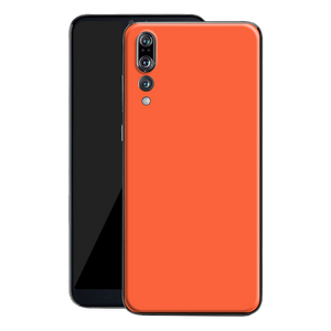 Huawei P20 PRO CORAL Gloss Glossy Skin, Decal, Wrap, Protector, Cover by EasySkinz | EasySkinz.com