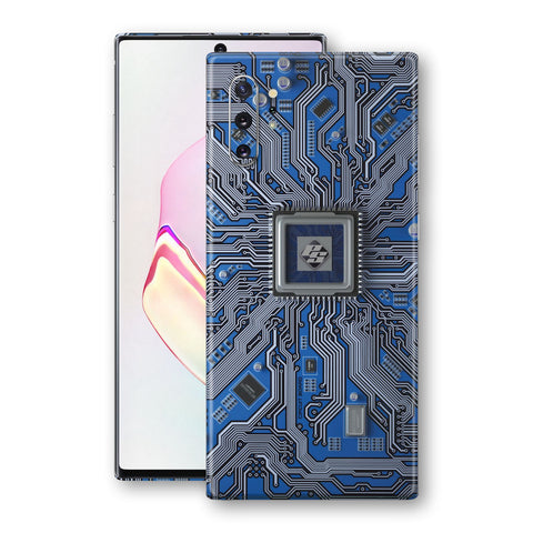 Samsung Galaxy NOTE 10+ PLUS Print Custom PCB BOARD Skin Wrap Decal by EasySkinz