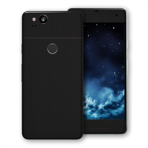 Google Pixel 2 Black Matrix Textured Skin Wrap Decal 3M by EasySkinz