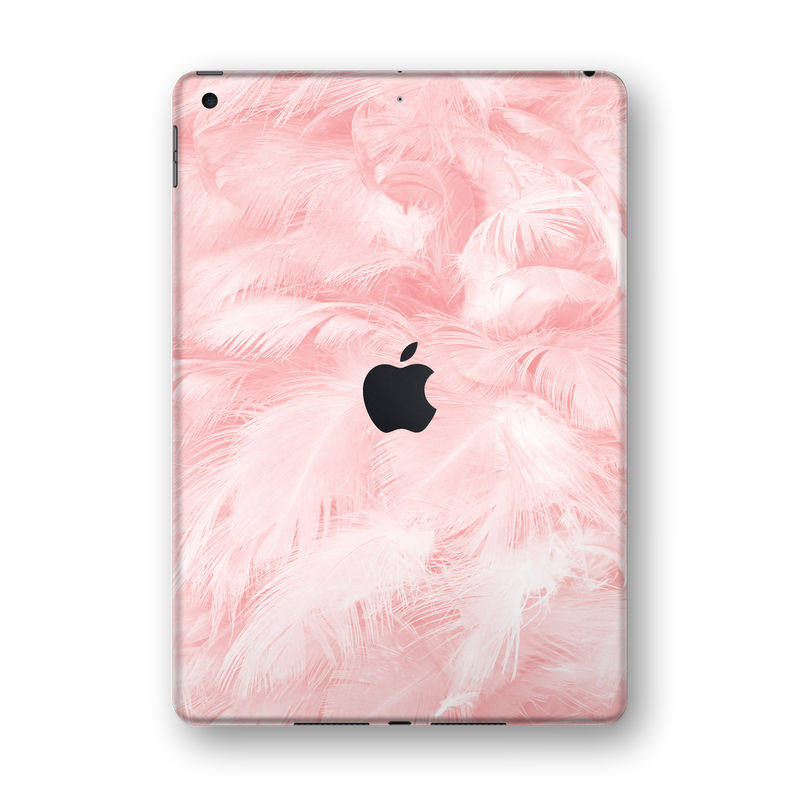 "iPad 10.2"" (7th Gen, 2019) SIGNATURE Pink FEATHER Skin Wrap Sticker Decal Cover Protector by EasySkinz"