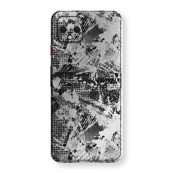 Google Pixel 4 XL Print Printed Custom SIGNATURE Abstract Grunge Skin, Wrap, Decal, Protector, Cover by EasySkinz | EasySkinz.com