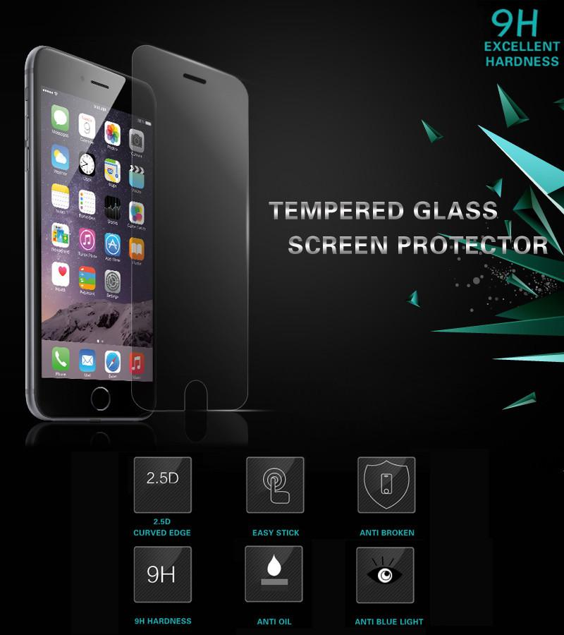 "iPhone 6 (4.7"") Premium TEMPERED GLASS Screen Protector"
