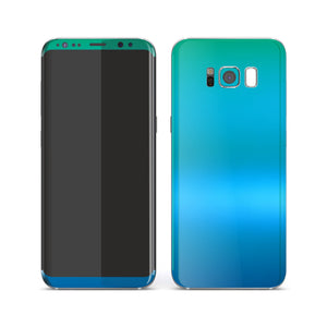 Samsung Galaxy S8 Chameleon Caribbean Colour-Changing Skin, Decal, Wrap, Protector, Cover by EasySkinz | EasySkinz.com