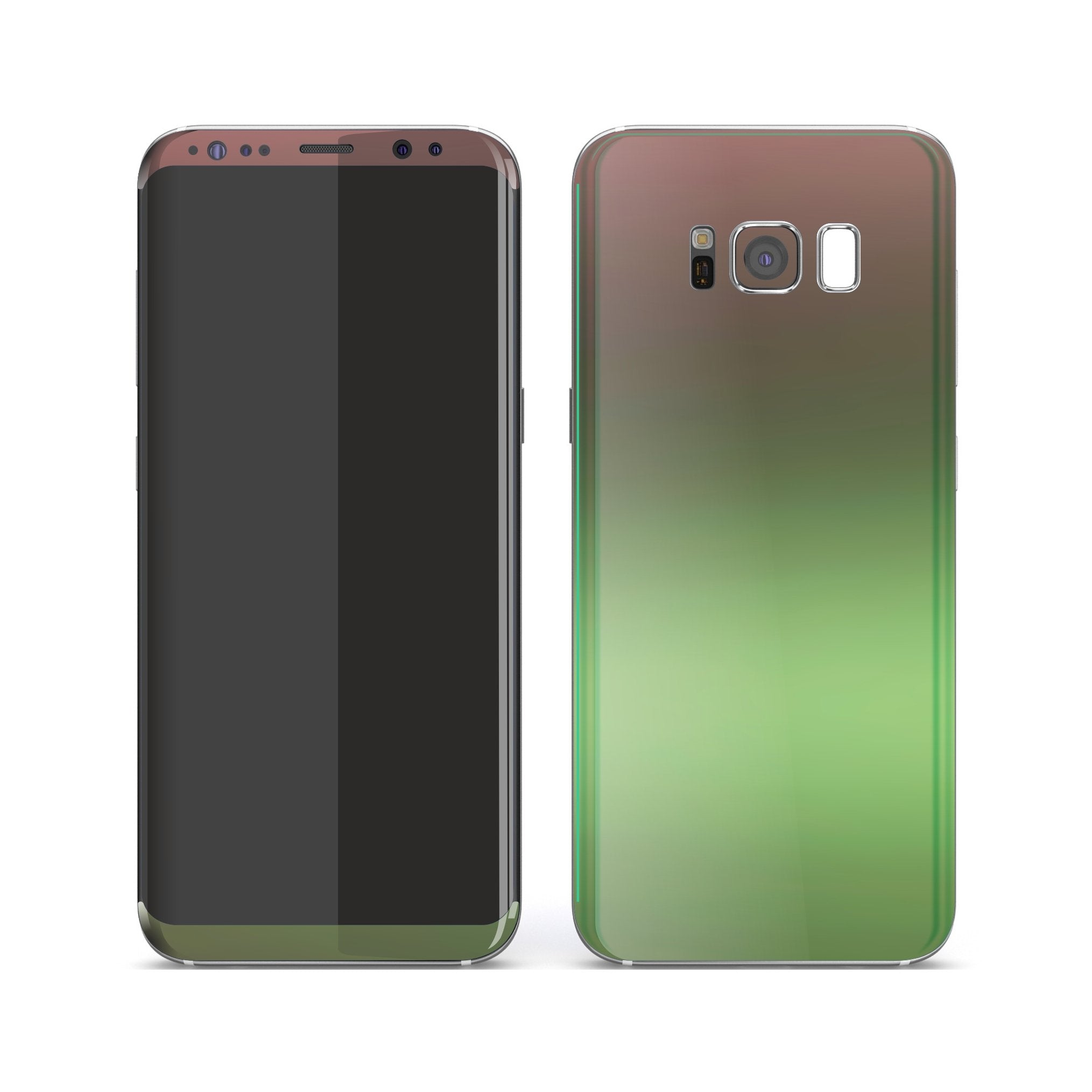 Samsung Galaxy S8 Chameleon Avocado Colour-Changing Skin, Decal, Wrap, Protector, Cover by EasySkinz | EasySkinz.com