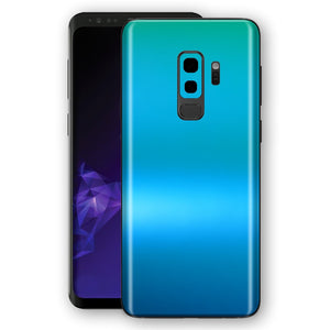 Samsung GALAXY S9+ PLUS Chameleon Caribbean Colour-Changing Skin, Decal, Wrap, Protector, Cover by EasySkinz | EasySkinz.com