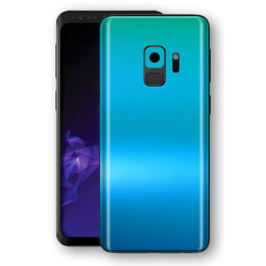 Samsung GALAXY S9 Chameleon Caribbean Colour-Changing Skin, Decal, Wrap, Protector, Cover by EasySkinz | EasySkinz.com