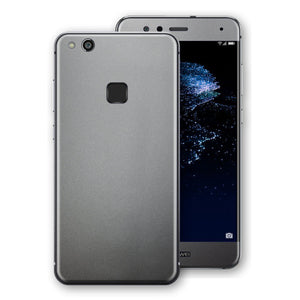 Huawei P10 LITE Space Grey Matt Metallic Skin, Decal, Wrap, Protector, Cover by EasySkinz | EasySkinz.com
