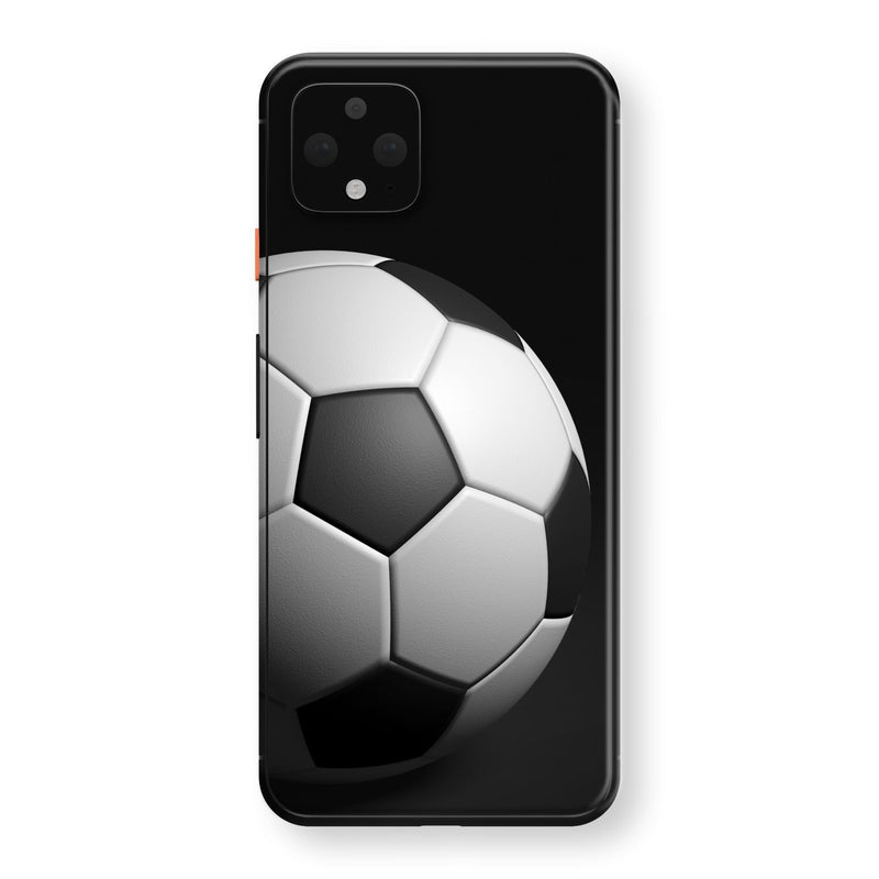 Google Pixel 4 Print Custom SIGNATURE SPORTS-FOOTBALL Skin, Wrap, Decal, Protector, Cover by EasySkinz | EasySkinz.com