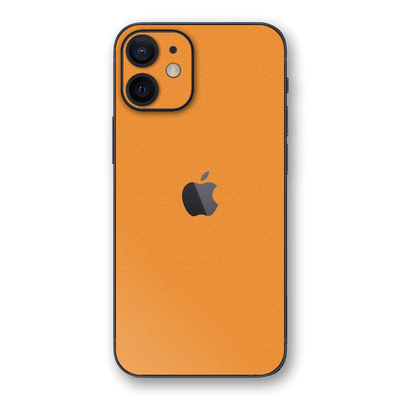 iPhone 12 Luxuria Sunrise Orange 3D Textured Skin Wrap Sticker Decal Cover Protector by EasySkinz