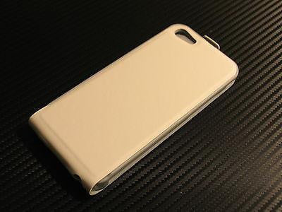 ULTRA THIN PU LEATHER FLIP CASE COVER for iPhone 5 with FREE SCREEN PROTECTOR