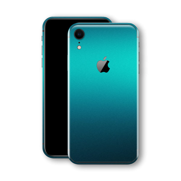 iPhone XR CORAL Gloss Glossy Skin, Wrap, Decal, Protector, Cover by EasySkinz | EasySkinz.com