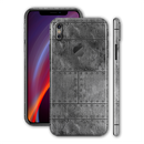 iPhone X Print Custom Signature Aluminium Fuselage Skin Wrap Decal by EasySkinz