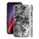 iPhone X Print Custom Signature Abstract Grunge Skin Wrap Decal by EasySkinz