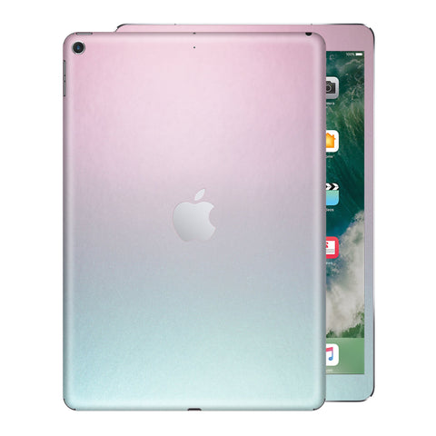 iPad 9.7 inch 2017 Matt Matte Chameleon AMETHYST Metallic Skin Wrap Sticker Decal Cover Protector by EasySkinz