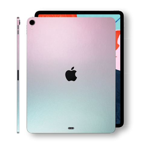 iPad PRO 12.9 inch 3rd Generation 2018 Matt Matte Chameleon AMETHYST Metallic Skin Wrap Sticker Decal Cover Protector by EasySkinz