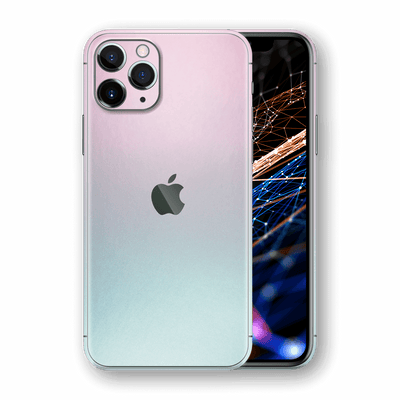 iPhone 11 PRO Chameleon Amethyst Colour-changing Skin, Wrap, Decal, Protector, Cover by EasySkinz | EasySkinz.com  Edit alt text