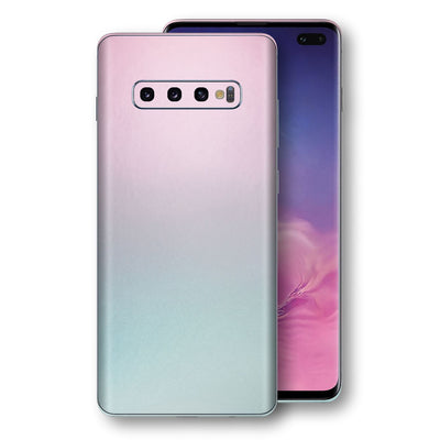Samsung Galaxy S10+ PLUS Chameleon Amethyst Colour-Changing Skin, Decal, Wrap, Protector, Cover by EasySkinz | EasySkinz.com