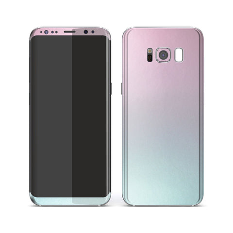Samsung Galaxy S8+ Chameleon Amethyst Colour-Changing Skin, Decal, Wrap, Protector, Cover by EasySkinz | EasySkinz.com