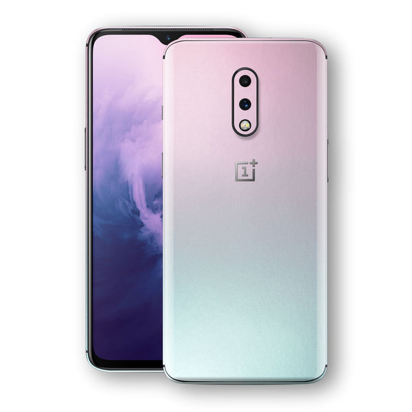 OnePlus 7 Chameleon Amethyst Colour-Changing Skin, Decal, Wrap, Protector, Cover by EasySkinz | EasySkinz.com
