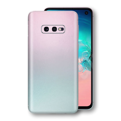 Samsung Galaxy S10e Chameleon Amethyst Colour-Changing Skin, Decal, Wrap, Protector, Cover by EasySkinz | EasySkinz.com