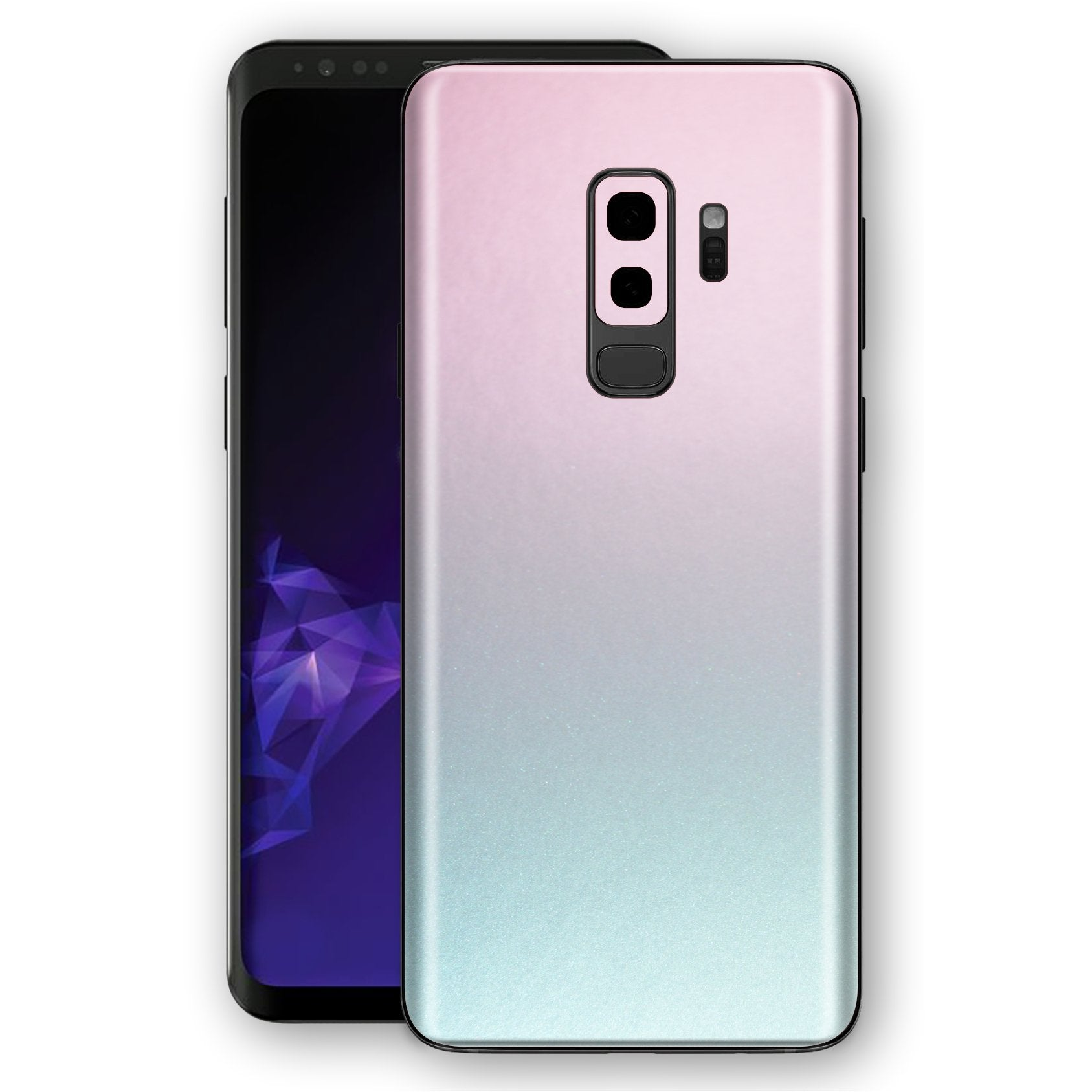 Samsung GALAXY S9 PLUS Chameleon Amethyst Colour Changing Skin Decal Wrap Protector