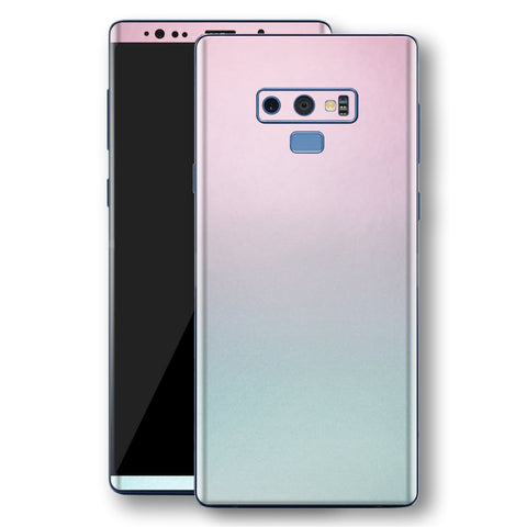 Samsung Galaxy NOTE 9 Chameleon Amethyst Colour-Changing Skin, Decal, Wrap, Protector, Cover by EasySkinz | EasySkinz.com