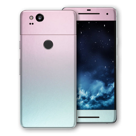 Google Pixel 2 Chameleon Amethyst Colour-Changing Skin, Decal, Wrap, Protector, Cover by EasySkinz | EasySkinz.com