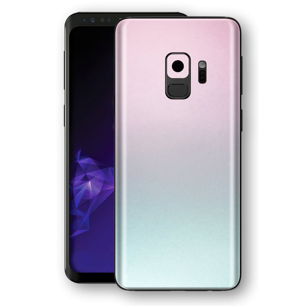 Samsung GALAXY S9 Chameleon Amethyst Colour-Changing Skin, Decal, Wrap, Protector, Cover by EasySkinz | EasySkinz.com