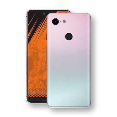 Google Pixel 3 XL Chameleon Amethyst Colour-Changing Skin, Decal, Wrap, Protector, Cover by EasySkinz | EasySkinz.com
