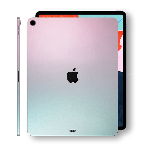 iPad PRO 11-inch 2018 Matt Matte Chameleon AMETHYST Metallic Skin Wrap Sticker Decal Cover Protector by EasySkinz