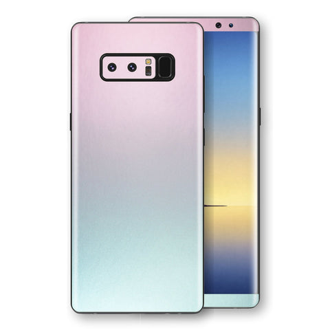 Samsung Galaxy NOTE 8 Chameleon Amethyst Colour-Changing Skin, Decal, Wrap, Protector, Cover by EasySkinz | EasySkinz.com