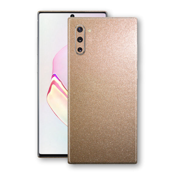 Samsung Galaxy NOTE 10 Antique Bronze Metallic Skin, Decal, Wrap, Protector, Cover by EasySkinz | EasySkinz.com