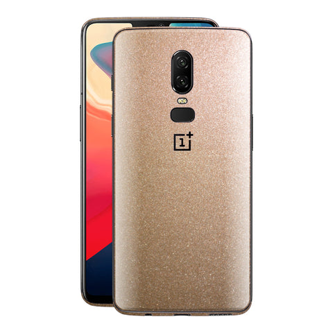 OnePlus 6 Antique Bronze Metallic Skin, Decal, Wrap, Protector, Cover by EasySkinz | EasySkinz.co