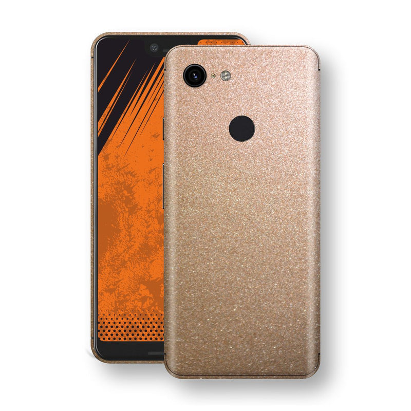 Google Pixel 3 XL Antique Bronze Metallic Skin, Decal, Wrap, Protector, Cover by EasySkinz | EasySkinz.com