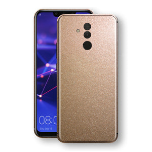 Huawei MATE 20 LITE Antique Bronze Metallic Skin, Decal, Wrap, Protector, Cover by EasySkinz | EasySkinz.com