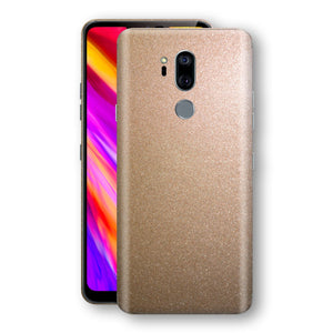 LG G7 ThinQ Antique Bronze Metallic Skin, Decal, Wrap, Protector, Cover by EasySkinz | EasySkinz.com